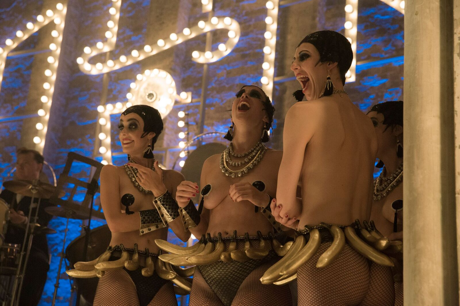 Babylon Berlin night club