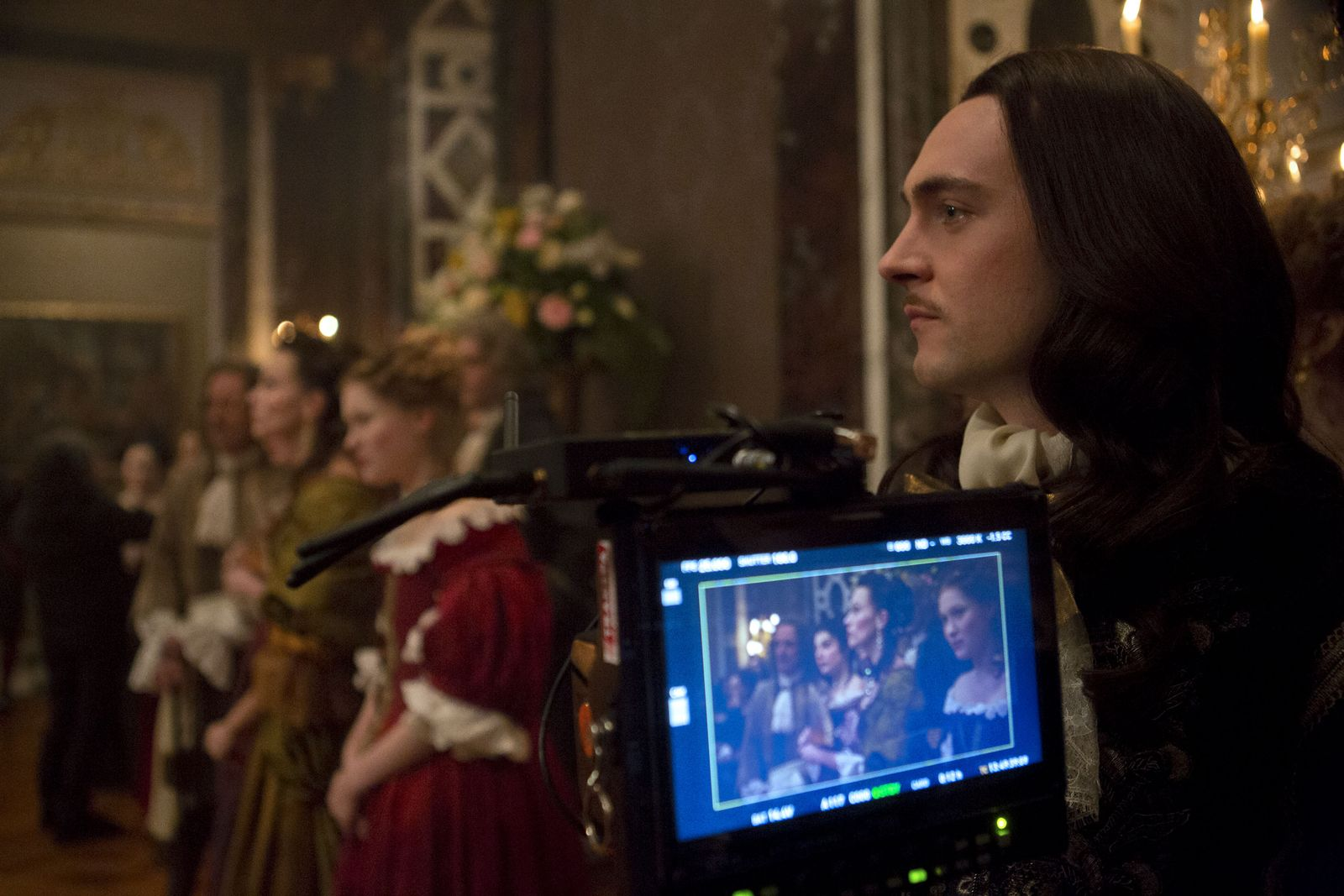 Versailles behind the scenes